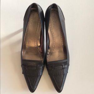 Brooks Brothers cat heels